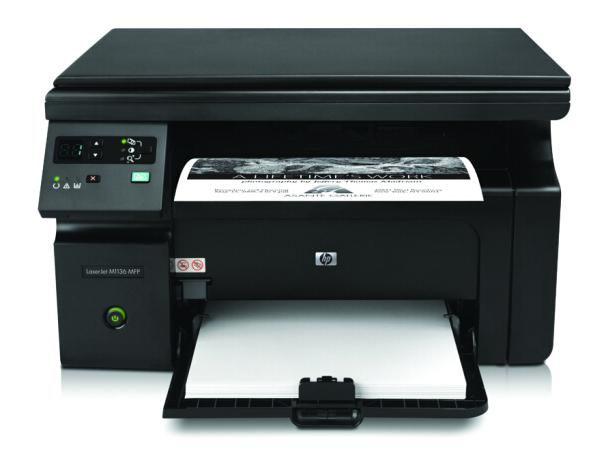 惠普(HP)M1136 多功能三合一黑白激光一体机 (打印 复印 扫描)
