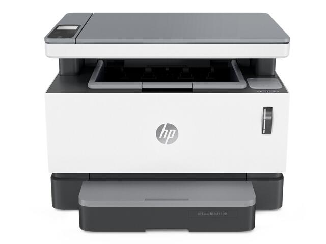 惠普(HP)创系列NS1005 智能闪充大粉仓一体机激光多功能 打印复印扫描