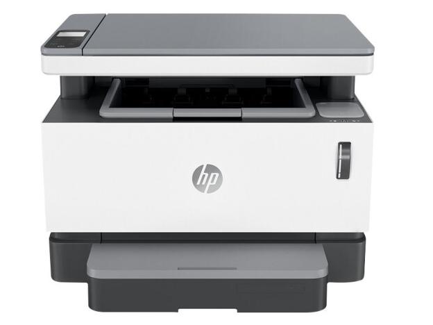 惠普(HP)NS 1005c 智能闪充大粉仓一体机 激光多功能 打印复印扫描