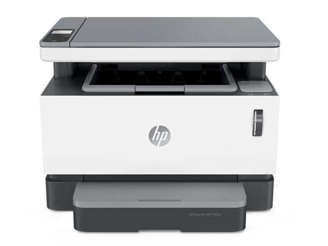 惠普(HP)创系列NS1005w 智能闪充大粉仓一体机 无线激光多功能