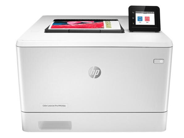 惠普(HP) 打印机  452nw A4彩色激光打印机