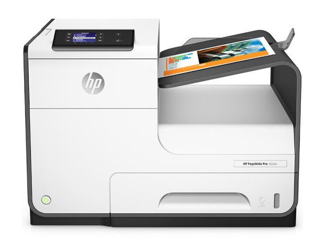 惠普(HP)PageWide Pro 452dn 页宽秒速级打印机