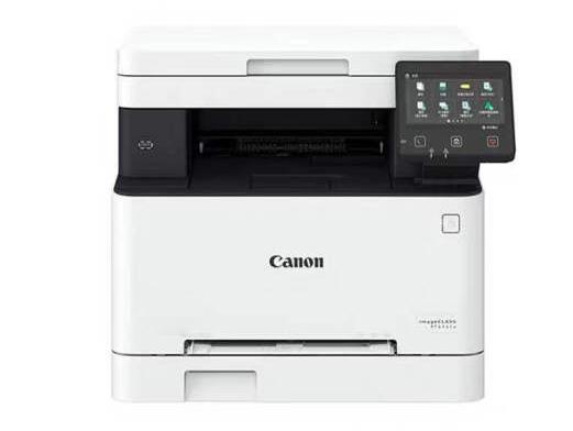 佳能(Canon)MF643Cdw 智能彩立方 A4幅面彩色激光多功能一体机