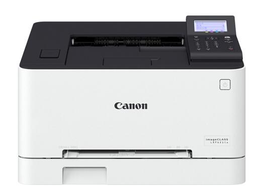 佳能(Canon) LBP621Cw 智能彩立方 A4幅面彩色激光打印机 无线连接