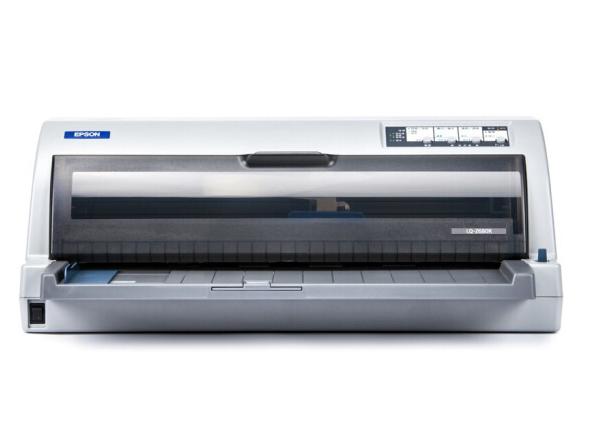 爱普生(EPSON)LQ-2680K A3 针式打印机(136列平推式)