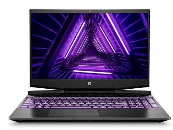 惠普(HP) 光影6 15-DK1113TX I5-10200H/8G/512G/GTX1650/60Hz 45\%/紫