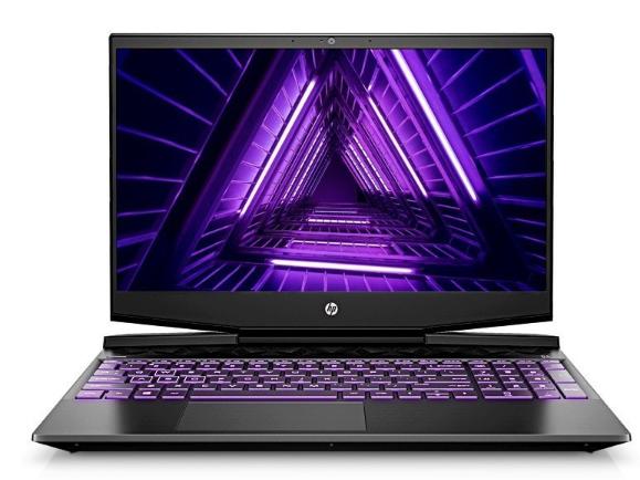 惠普(HP) 光影6 15-DK1115TX I5-10200H/16G/512G/GTX1650Ti/60Hz 45\%/紫