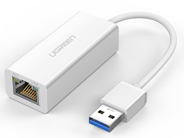 绿联(UGREEN)CR111 USB 3.0千兆网卡