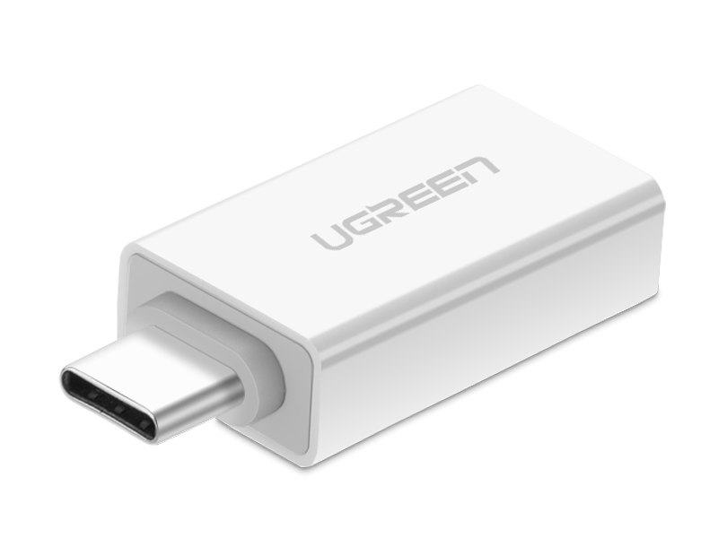 绿联(UGREEN)US173 Type-C公转USB3.0母转接头