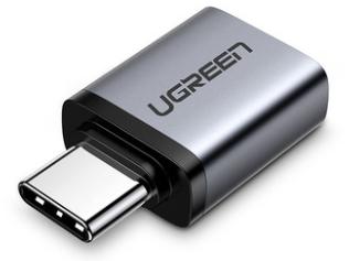 绿联(UGREEN)US248 Type-C公转USB3.0母转接头