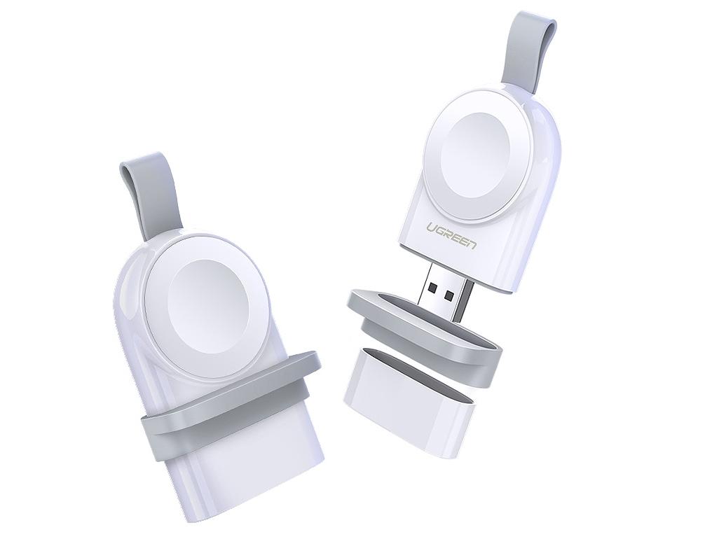 绿联(UGREEN)CD144 便携式苹果手表磁力充电器