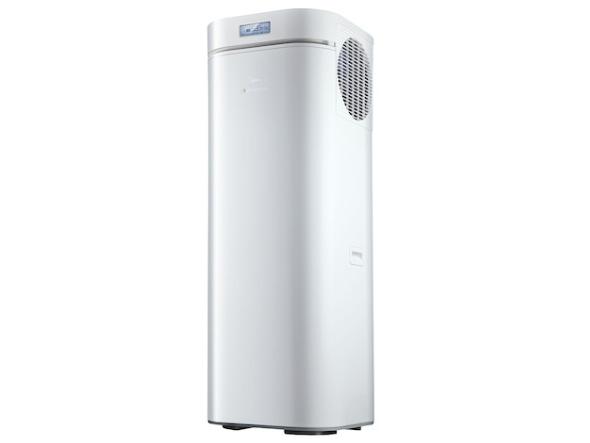 美的空气能热水器180升一体式二级能效 带电辅智能恒温 南北通用 RSJ-18/180RDN3-E2