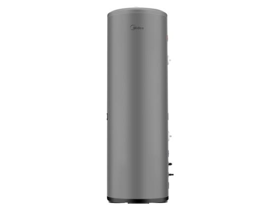 美的空气能热水器200升分体式二级能效家用智能恒温 E+蓝钻内胆KF66/200L-MH(E2)