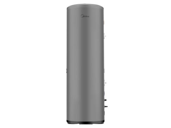 美的空气能热水器150升分体式二级能效家用智能恒温 E+蓝钻内胆KF66/150L-MH(E2)