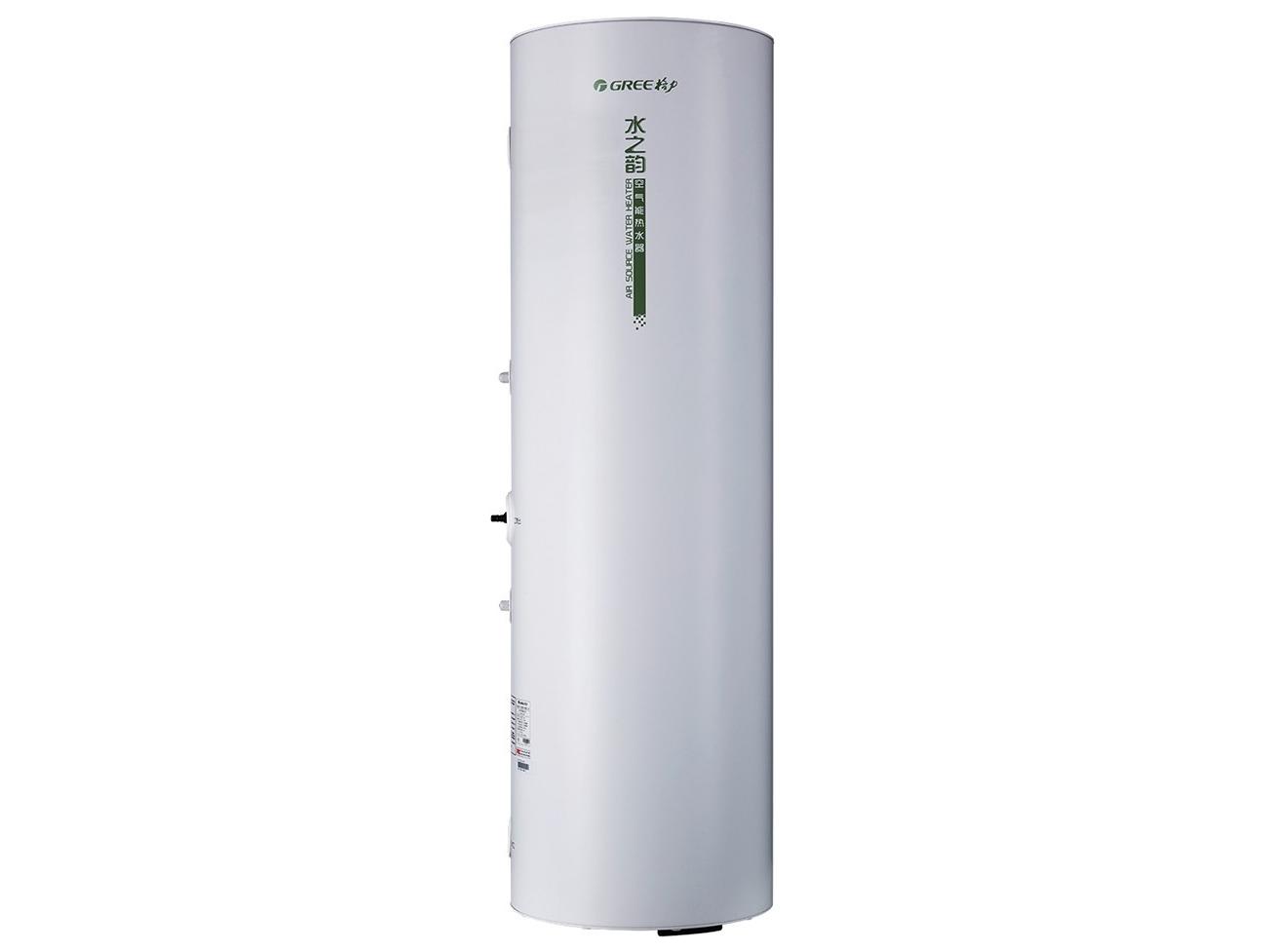 格力水之韵空气能热水器 200L 时尚素雅 智能防腐 SXT200LCJW/B顶(配KFRS-3.2J/A) 亮白