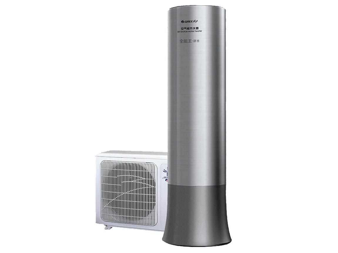 格力全能王-舒智空气能热水器 200L 双级变频 -25℃制热 SXT200LCJW/C1-1 深银