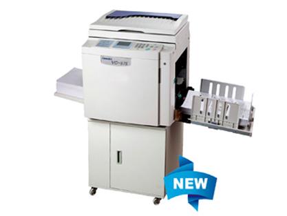 佳文 VC-575C  数码一体机 数字热敏制版 书刊式  高速数码制版和全自动孔版印刷