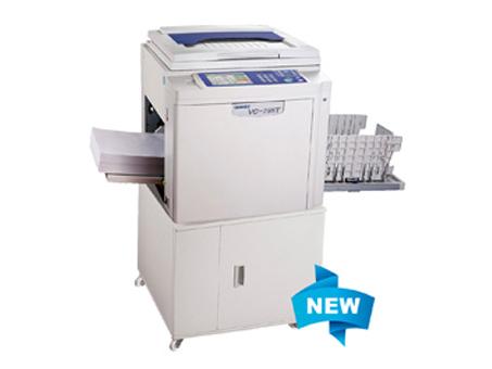 佳文 VC-795T 数码一体机 书刊式 高速数码制版和全自动孔版印刷