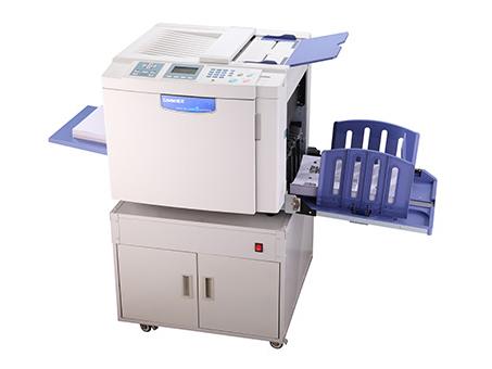 佳文 VC-376CS 数码一体机 原稿移动式扫描、热敏制版、记忆印刷、A3扫描、B4打印