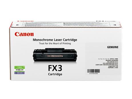 佳能(Canon)硒鼓FX-3 黑色(适用FAX-L220;240;250;360;380;388)