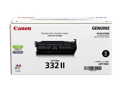 佳能(Canon)硒鼓CRG332 BK黑色标准容量(适用LBP7780Cx)