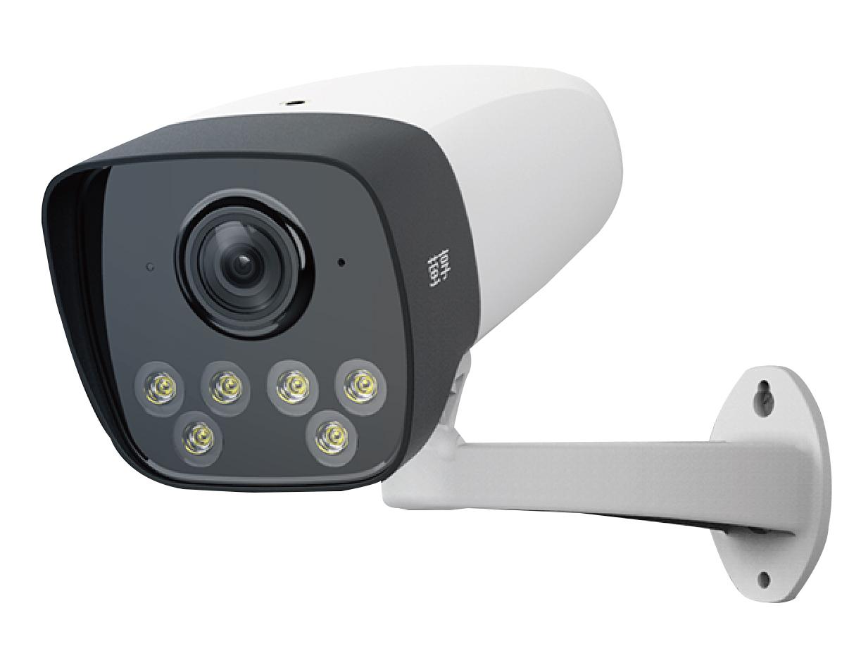 螢享 YX-XT2-8A3EFL(4MM)  3MP雙光全彩有線POE攝像機