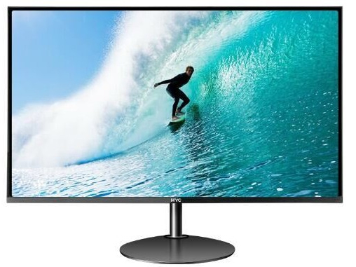 HYC K22W 21.5寸 IPS 无边框 1920*1080分辩率 VGA+HDMI接 口