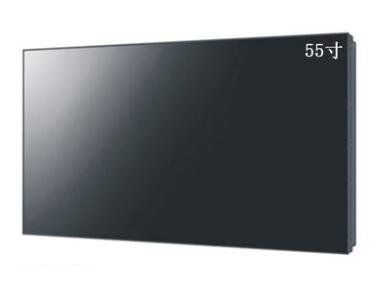三星 LTI55HN17 55寸LED,三星屏;拼缝1.7mm,分辨率1920*1080;屏幕宽高比16:9;对比度3500:1;可视角度178°;响应时间8ms;色彩16.7M(8bit)