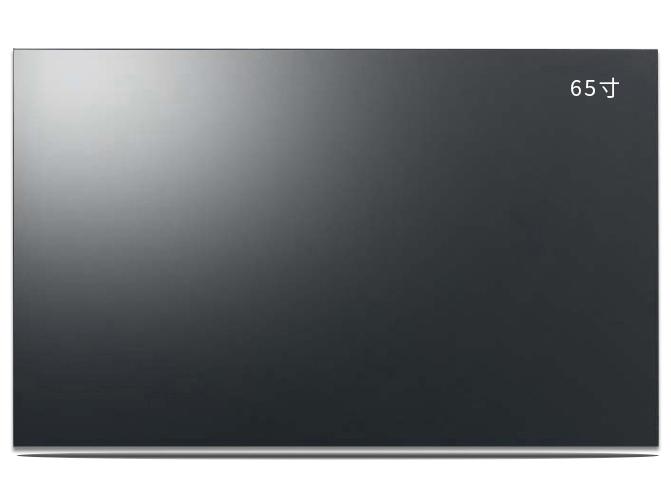 三星 65FN01 65寸LED,三星屏;分辨率3840*2160;屏幕宽高比16:9;对比度3500:1;可视角度178°;响应时间8ms;色彩16.7M(8bit)