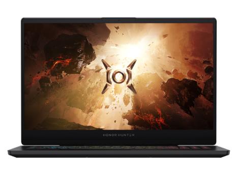 華為 榮耀獵人游戲本HONOR HUNTER V700 16.1英寸 游戲筆記本電腦(i5-10300H 16G 512G GTX1660Ti 144Hz 100\%sRGB)幻夜黑