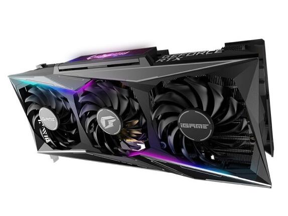 七彩虹 GeForce RTX3080系列 RTX3080 Advanced/Ultra3080显卡 RTX3080-Vulcan火神 OC 10G