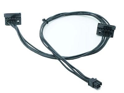 联想台式机主板大4针4pin转sata串口机械固态硬盘供电电源线