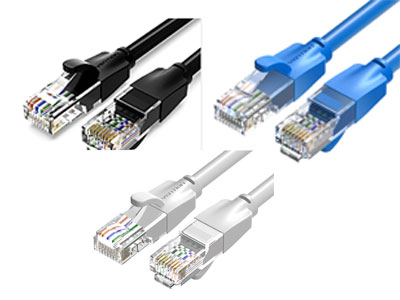 威迅IBE系列六类非屏蔽网线  多色款