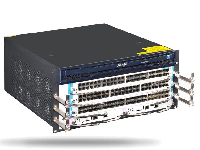 锐捷 RG-S7805E云架构网络核心交换机