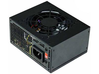 鑫航 SFX400 额定400W 台式机宽幅小机箱电源 支持110V电压