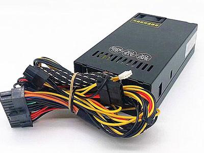 鑫动力小1U一体台式机 工控服务器 收银机 FLEX服务器 ITX小机箱