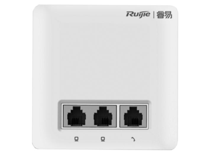锐捷 RG-RAP100 单频室内面板型无线接入点
