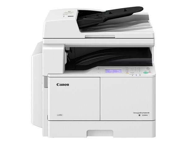 佳能(CANON)iR2206AD A3黑白激光数码复合机一体机