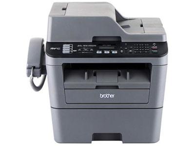 兄弟  MFC-7480D多功能一体机 自动双面打印、复印/传真/扫描、30页/分、一键式身份证复印、直通式纸道设计、250页纸盒、内存32MB、35页自动送稿器、内存发送/无纸接收400页、PC-FAX、硒鼓DR-2350、粉仓TN-2312\TN-2325