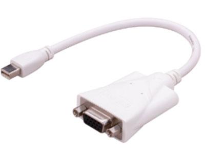 """""""金佳佰业  贵族系列  MiniDP/VGA母 转接线 主动式"""" """"只可DP信号转换VGA信号 高性能数模转换芯片 德州仪器进口 (推荐产品) 1.支持1920*1080P及以下显示格式 2.PVC环保材料,镀金插头,坚固耐用 3.主动式,支持多屏(1至6屏)拼接显示功能 4.支持带电热插拔,具有断电记忆功能重启显示顺序不乱,设置好的模式不丢失"""""""