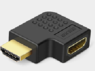 """""""金佳佰业 HDMI AM/AF  90°向右"""""""