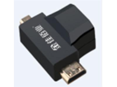 """""""金佳佰业 三通转接头 HDMI AF /MiniHDMI AM /MicroHDMI AM """""""