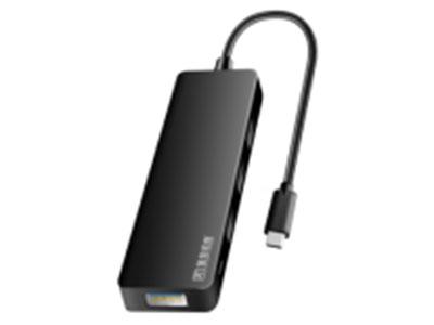 """""""金佳佰业 贵族系列 T-C3.0/4口HUB 升级款"""" """"1.无需外接供电可带动1个2.5英寸1T移动硬盘 2.标准USB3.0高速读写性能,兼容USB2.0/1.1                              3.带OTG功能,玩转平板、手机 4.LED指示灯即时提醒工作状态       5.线身柔软,外壳喷油,手感细腻舒适"""""""