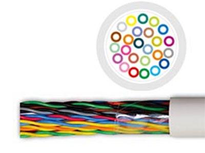 清华同方 超五类市内25对大对数线缆