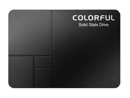 七彩虹SL300 120G SSD