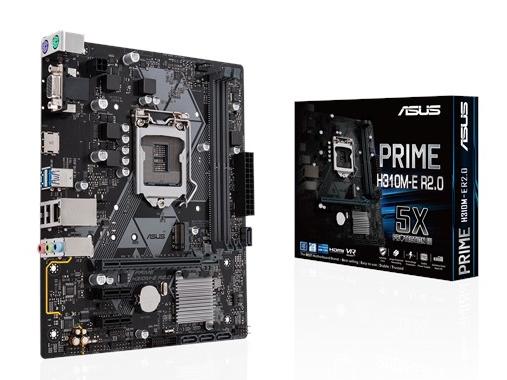 华硕PRIME H310M-E R2.0(支持WIN7)