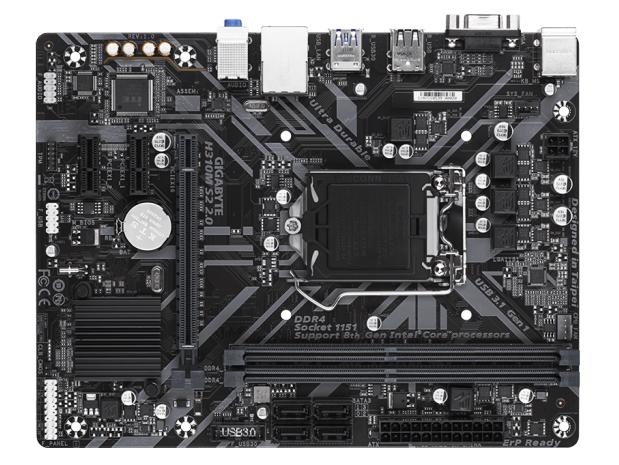 技嘉H310M S2 2.0(WIN7 工包)(VGA)