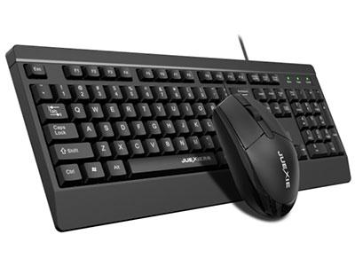 """爵蝎  """"桌面悍将 JK-2007S 套装"""" """"键盘:同JK-207S说明。 鼠标:办公家用型。人体工程学设计,1.5M带卡位拉丝全铜线,精准定位,开关寿命超500万次。三键标准实用版手感舒适,滚轮配备黑色橡胶防滑皮圈。内置加重铁,定位更精准,性能更稳定。默认1000DPI。"""""""