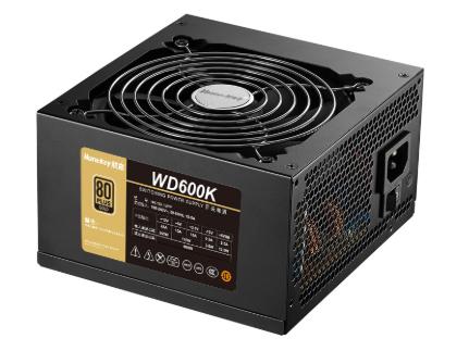 航嘉多核WD600K(600W)