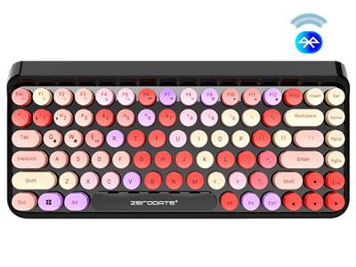 零点之约 kb203  炫彩蓝牙键盘